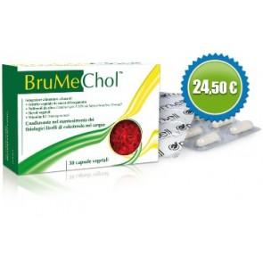 BRUMECHOL 30 CAPSULE VEGETALI