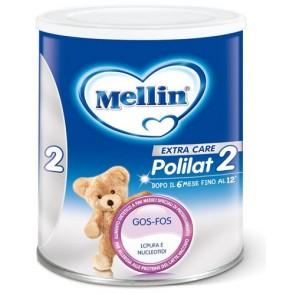 MELLIN POLILAT 2 LATTE POLVERE 400 G