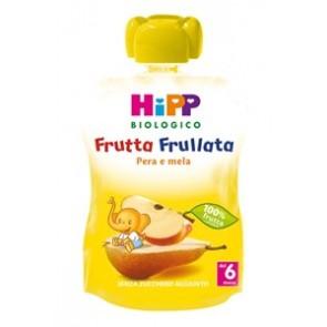 HIPP BIO HIPP BIO FRUTTA FRULLATA PERA MELA 90 G