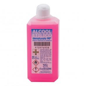 ALCOOL ETILICO DENAT 90% 250ML