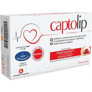 CAPTOLIP 24 COMPRESSE
