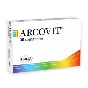 ARCOVIT 30 COMPRESSE