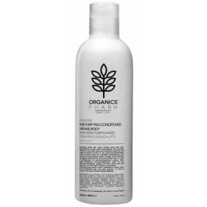 ORGANICS PHARM PURE PURIFYING CONDITIONER HAIR AND BODY ROSEMARY AND EUCALYPTUS