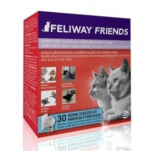 FELIWAY FRIENDS DIFFUSORE + RICARICA DA 48 ML