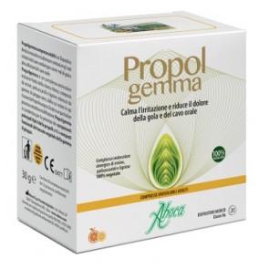 PROPOLGEMMA 20 COMPRESSE OROSOLUBILI ADULTI 1,50 G