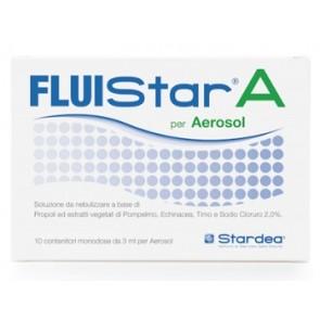 FLUISTAR A 10 MONODOSE DA 3 ML PER AEROSOL