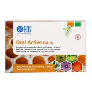 EOS ORAL ACTIVE GOLA 20CPR