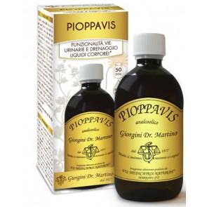 PIOPPAVIS LIQUIDO ANALCOLICO 500 ML