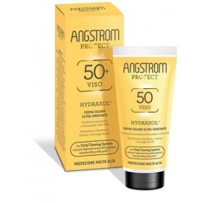 Angstrom Solare Hydraxol Crema Viso SPF50+ 50ml