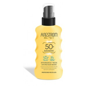 Angstrom Prot Hyd bambini 50+ Latte Sol Idr 125ml