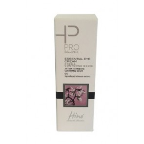 HINO NATURAL SKINCARE PRO BALANCE ESSENTIAL EYE CREAM CREMA CONTORNO OCCHI 30 ML