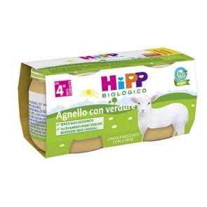 HIPP BIO HIPP BIO OMOGENEIZZATO A GNELLO CON VERDURE 2X80 G