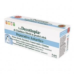 DECOPOCKET DEPURATIVO ANTARTICO 8 X 30 ML