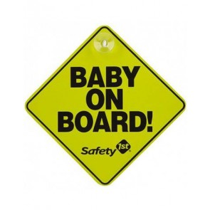 SAFETY 1ST BABY ON BOARD VENTOSA