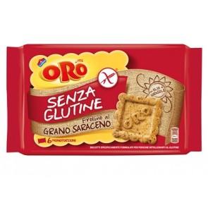 ORO SAIWA SENZA GLUTINE GRANO SARACENO 6 X 40 G