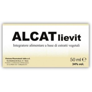 ALCAT LIEVIT GOCCE 30 ML