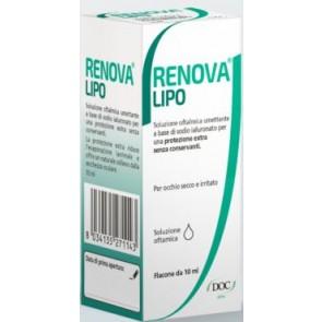 RENOVA LIPO AC IALUR 0,4% 10ML