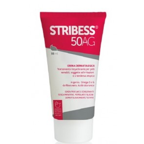 STRIBESS 50 AG CREMA DERMATOLOGICA 50 ML