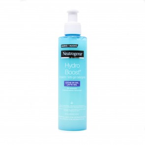 NEUTROGENA HYDRO BOOST LATTE GEL DETERGENTE 200 ML