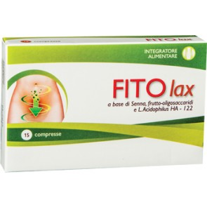 FITOLAX 30 COMPRESSE