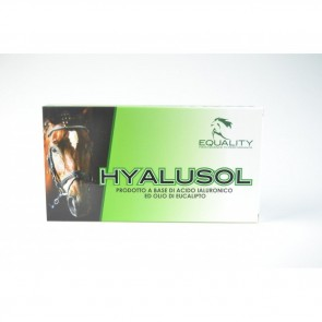 HYALUSOL 10 FLACONI MONODOSE DA 8 ML