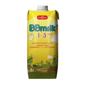BBMILK 1-3 LIQUIDO 500 ML