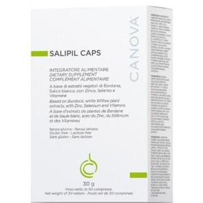 CANOVA SALIPIL CAPS 30 COMPRESSE NUOVA CONFEZIONE