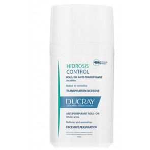 HIDROSIS CONTROL ROLL ON ASCELLE 40 ML DUCRAY