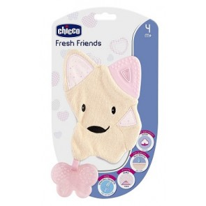 CHICCO MASSAGGIAGENGIVE FRIENDS ROSA