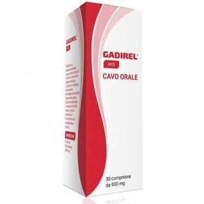 GADIREL ORO 30 COMPRESSE
