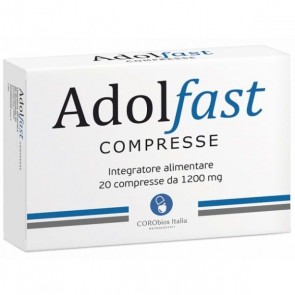 ADOLFAST 20 COMPRESSE