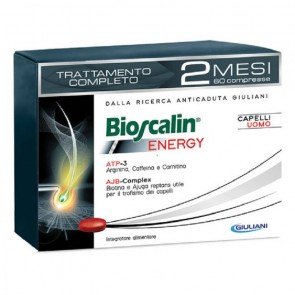BIOSCALIN ENERGY 60 COMPRESSE