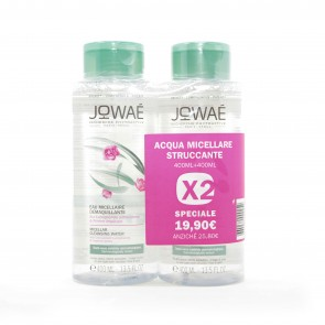 JOWAE DUO ACQUA MICELLARE 400 ML + 400 ML