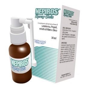 NEPIROS SPRAY GOLA 30 ML NUOVA FORMULA