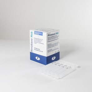RINOBASE NEB 20 FLACONCINI MONODOSE 5 ML
