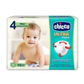 CHICCO PANNOLINO ULTRA CHICCHO MAXI 19 X 10