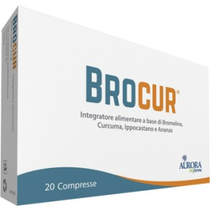BROCUR 20 COMPRESSE