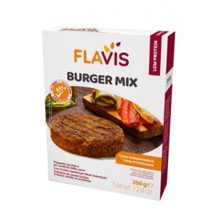 MEVALIA FLAVIS BURGER MIX 350 G