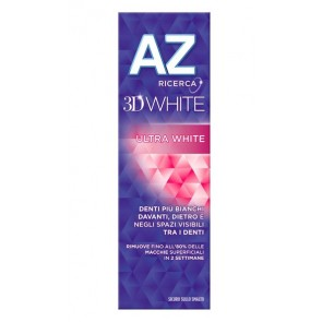 DENTIFRICIO ORAL B AZ 3D ULTRAWHITE 65 + 10 ML