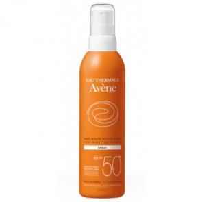 Avene Spray Solare SPF50 Pelli Sensibili 200ml