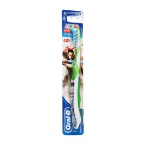 ORALB MAN STAR WARS SPAZZOLINO MANUALE 6-12 YEARS