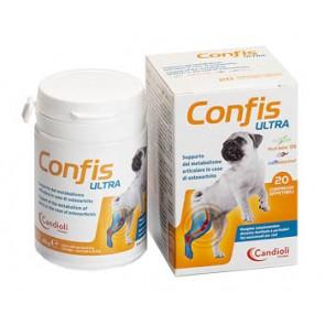 CONFIS ULTRA BARATTOLO 20 COMPRESSE