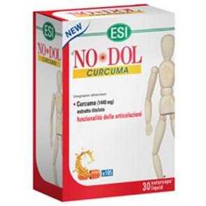 NO DOL CURCUMA 30 NATURCAPS LIQUID