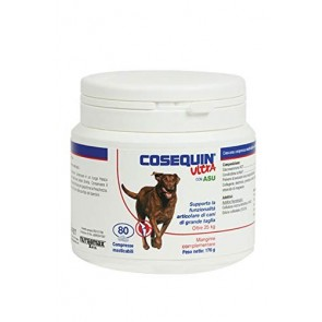 COSEQUIN ULTRA LG DOGS NEW 80 COMPRESSE