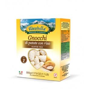 FARABELLA GNOCCHI PATATE RISO 500 G