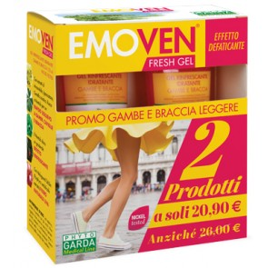 EMOVEN KIT 2 FRESH GEL DA 125 ML