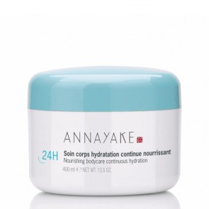 ANNAYAKE 24H SOINS CORPS HYDRATANT CONTINUE NOURISSANT 400 ML