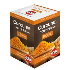 CURCUMA + PIPERINA 1 G 30 COMPRESSE OVALI