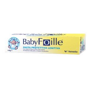 BABY FOILLE PASTA PROTETTIVA LENITIVA 145 G