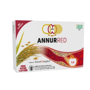 ANNURRED 30 COMPRESSE ACIDORESISTENTI